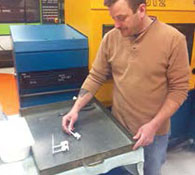 Using Dyna-Purge® E2, Injection Molder lowers purging costs by over 80%.
