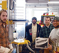 """""""Dyna-Purge® M and SF at start-up and shutdown makes a difference throughout our laboratory at RIT."""""""