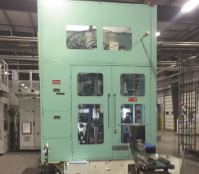 Custom Injection Molder reduces purging  costs 66% with Dyna-Purge® D2