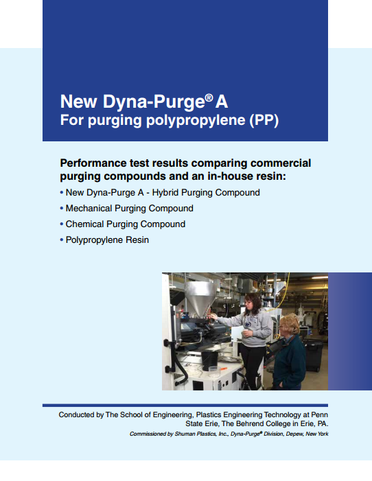 Dyna-Purge A Independent Study